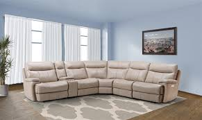 sofa creme creme 6 reclining sectional by house mdyl packm h cre