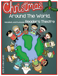 around the world hanukkah kwanzaa reader s theatre and