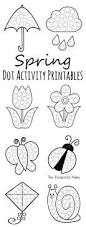 free bug do a dot printables bugs u0026 insect activities for kids