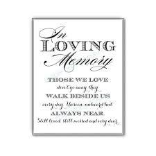 wedding memorial wedding remembrance poems