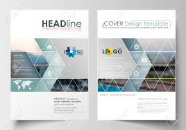 Travel Decor Business Templates For Brochure Magazine Flyer Booklet Cover