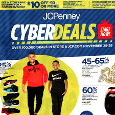 jcpenney black friday 2017 coupons sales ads blackfriday