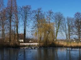 Bad Hamm Sommer Im Kurpark Bad Hamm Hamm Westfalen Summer In The Spa
