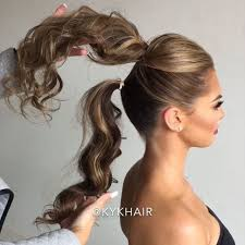 ponytail hair best 25 ponytail hairstyles ideas on easy ponytail