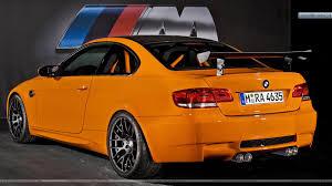 Bmw M3 2006 - 2010 bmw m3 gts orange color back pose 2006 vw beetle turbocharger
