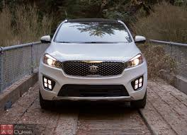 kia amanti grill 2016 kia sorento limited v6 review u2013 not your father u0027s kia video