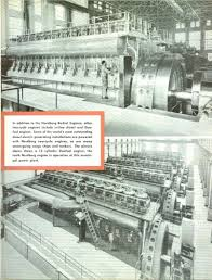 a booklet on nordberg diesel engines with woodward governor