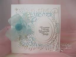 Card Making Magic - 52 best christina griffiths designs images on pinterest