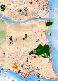 Italy Cities Map by Verbania Pallatzo City Map Verbania Pallanza Italy U2022 Mappery