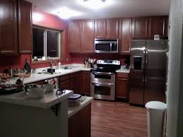 Kitchen Paint Colors With Cherry Cabinets Decorating Hanging Lantern By Lowes Kitchens For Kitchen Lighting