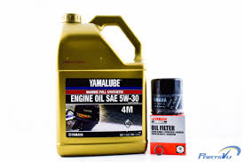 yamaha vf115 sho 5w 30 yamalube oil change kit partsvu