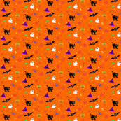 scary fabric wallpaper u0026 gift wrap spoonflower