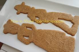 how to make speculaaspop speculoos or dutch windmill cookies