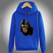 war for the planet of the apes pullover hoodie caesar tops for
