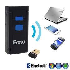android qr scanner eyoyo mj 2877 wireless 2d barcode scanner bluetooth v4 0 qr bar