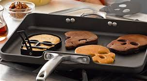 fun halloween food ideas wake up to skull pancakes
