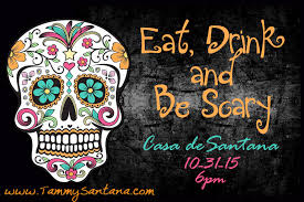 tammysantana com halloween sugar skull invite with free printable