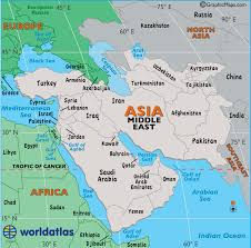 map of the middle east map map of the middle east facts geography