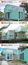 ch ds002 20ft living container house with wheels 20ft living