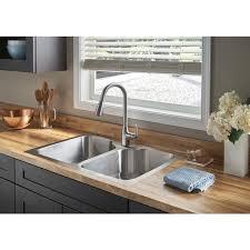 Best Kitchen Ideas Images On Pinterest Kitchen Ideas Kitchen - American standard undermount kitchen sink