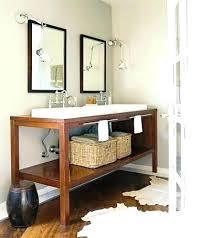 Trough Sink Bathroom Vanity Trough Sink Bathroom Vanityvanities Trough Sink Vanity Top View