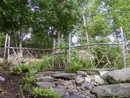 Backyard Fencing Ideas Garden Ideas Backyard Fence Ideas Low Fence Ideas Wrought Iron