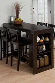 Bar Height Kitchen Table And Chairs Round High Top Dining Table Tags Adorable High Top Kitchen Table