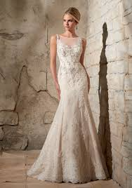 wedding dresses essex beaded embroidery and alencon lace appliques on net