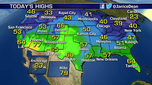 Show Me The Weather Map Weather Fox News