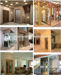 home and villa elevator small elevator lift residential lifts