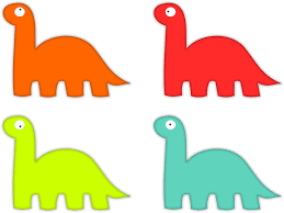 usiiik dino icons dinosaur art coloring sheet colouring