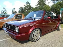 volkswagen golf mk1 modified volkswagen golf mk1 cabriolet comments are welcome flickr
