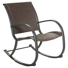 Rocking Chair Patio Furniture by Porch Rocking Chairs Target
