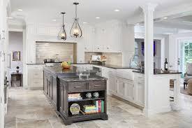 philadelphia travertine kitchen backsplash traditional with