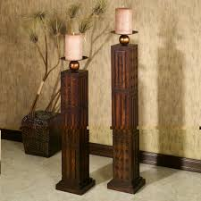 Tall Home Decor Tall Floor Candle Holders Houses Flooring Picture Ideas Blogule