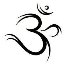 aum ohm om symbol set symbols om and om symbol