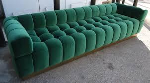 Green Velvet Tufted Sofa by Green Velvet Sofa Stunning Best Ideas About Velvet Couch On