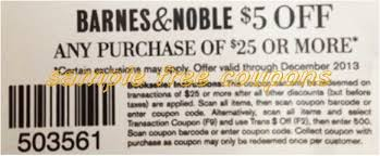 Barnes And Noble Coupns Barnes And Noble Cafe Coupon Barnes Noble Off One Item Printable