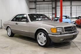 1986 mercedes 560 sec 1986 mercedes 560sec gr auto gallery
