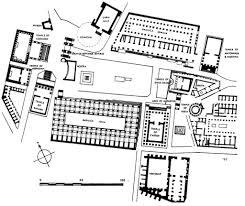 basilica floor plan doc114 14193 plan of the forum romanum rome fig 27 in u2026 flickr
