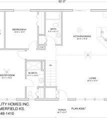 30x50 House Floor Plans 2 Bedroom Open Floor Plan 30x50 Trend Home Design And Decor 2