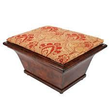 Mahogany Ottoman William Iv Mahogany Ottoman Stool Antique Stools Pinterest