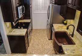Tile Kitchen Floor by Glazed Java Tan Pebble Tile Pebble Tile Shop
