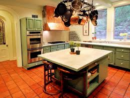 Southwestern Kitchen Cabinets Green Kitchen Cabinets Pictures Ideas Tips From Hgtv Hgtv