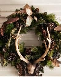 antler wreath pinteres