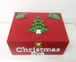 christmas boxes tree 3d wooden keepsake box