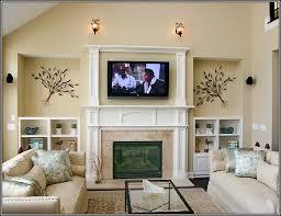 living room ideas with fireplace and tv safarihomedecor com