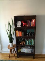 Steel Barrister Bookcase Vintage Globe Wernicke Metal Barrister Bookcase In Park Slope