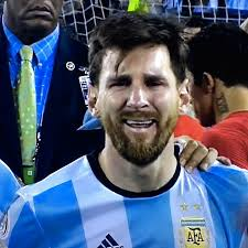 Messi Meme - crying messi know your meme