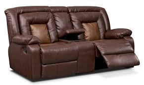 Dual Rocking Reclining Loveseat Furniture Loveseat With Console Sleeper Recliner Dual